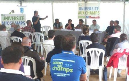 universit aux champs le programme complet salon aux